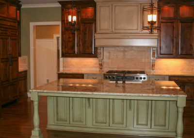 giannihomes kitchen add bath